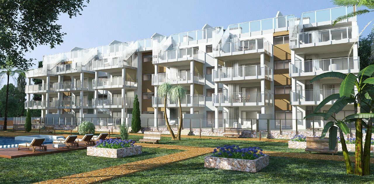 Nieuwe appartementen La Zenia, Orihuela Costa