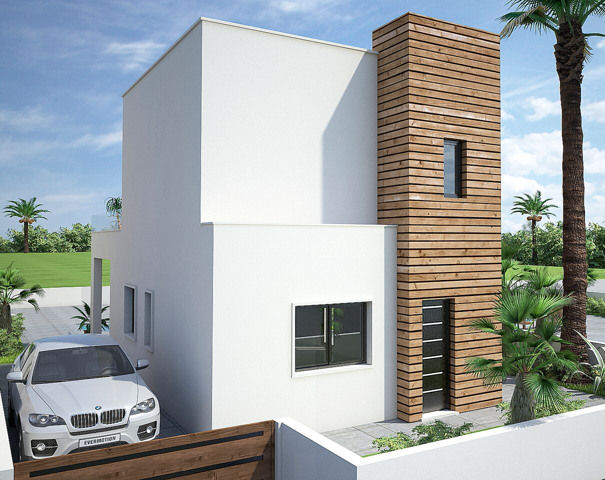 Moderne luxe golf villa 39 s te koop costa blanca zuid for Moderne luxe villa