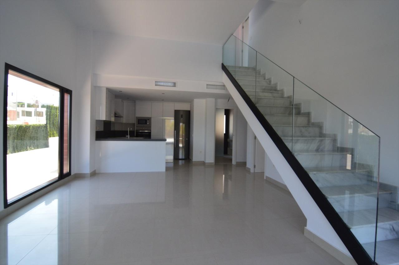 Moderne nieuwbouw villa met zwembad polop costa blanca spanje specials - Moderne apparaten ...