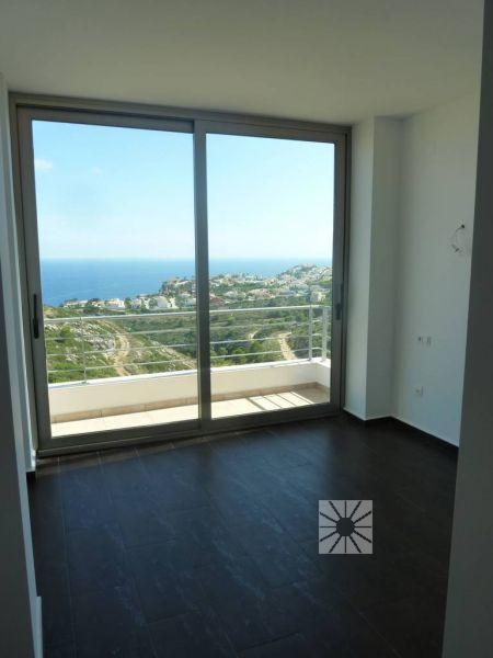 Douche in slaapkamer bouwen : Moderne villa met zeezicht Costa Blanca ...