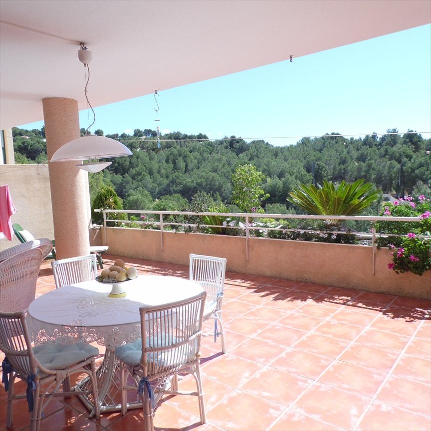 Appartement met groot terras te koop altea costa blanca for Appartement met tuin te koop