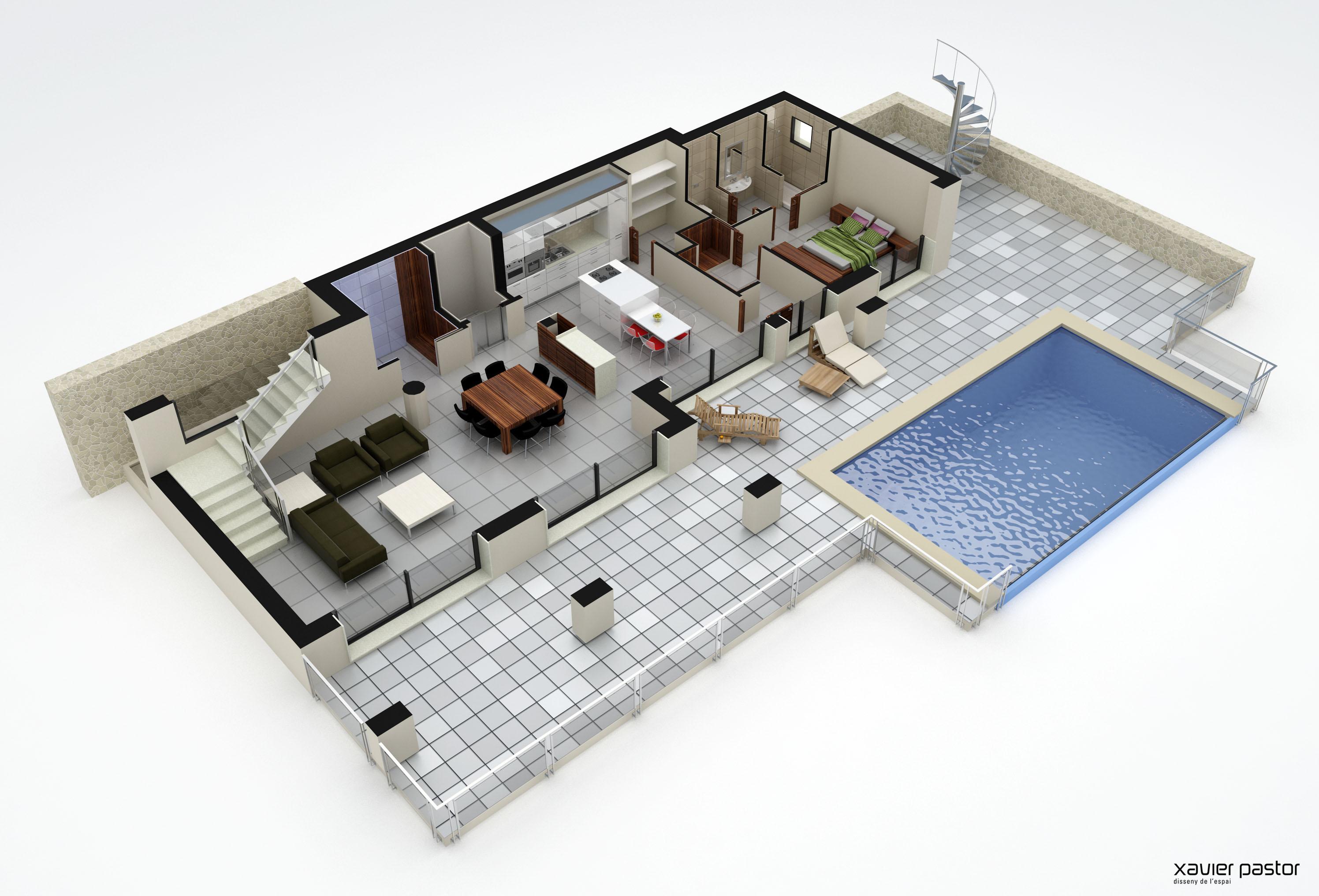 Douche In Slaapkamer Bouwen : Douche in slaapkamer bouwen luxe villa ...