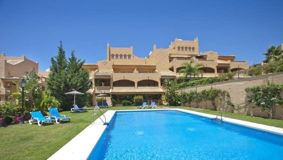 Appartementen te koop in Marbella Costa del Sol