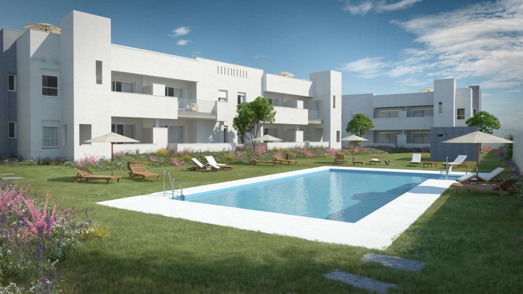 Moderne appartementen marbella te koop spanje specials - Moderne wasruimte ...