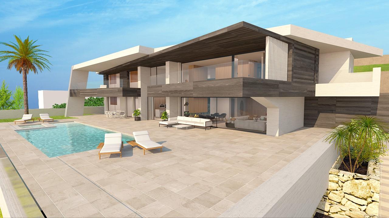 Moderne luxe nieuwbouw villa te koop nueva andalucia spanje specials