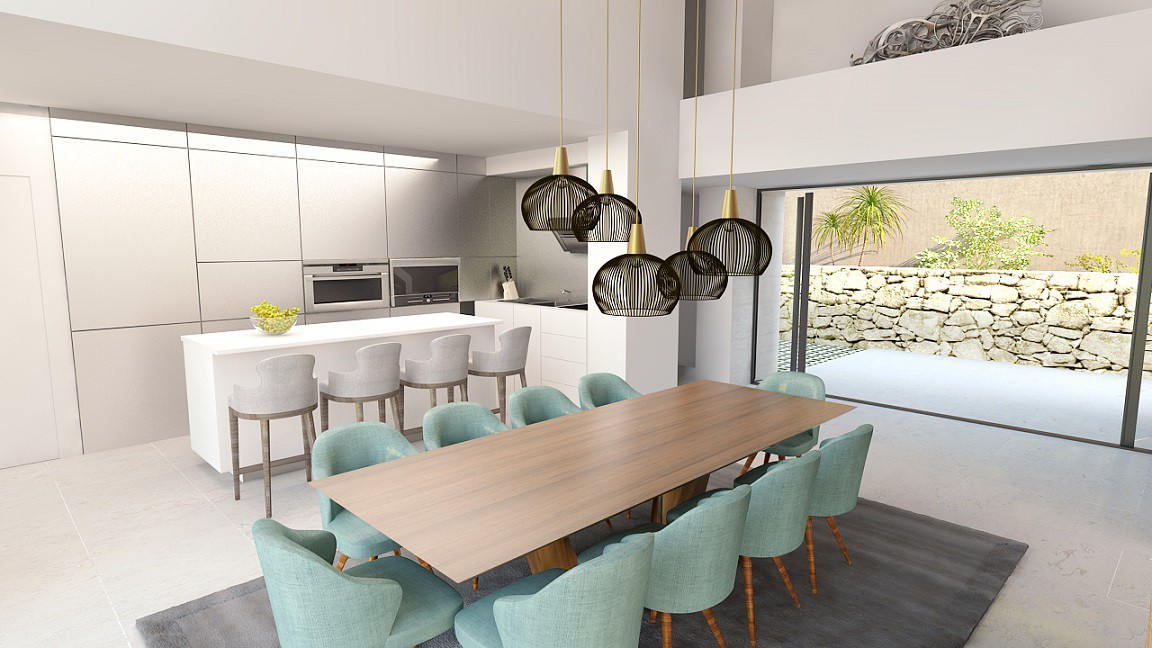 Moderne luxe nieuwbouw villa te koop nueva andalucia spanje specials - Grote kleedkamer ...