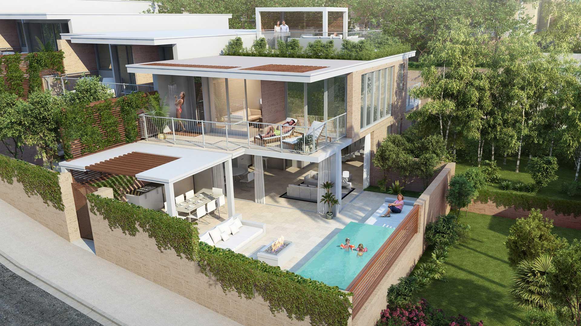 Moderne nieuwbouw woningen mijas costa costa del sol for Villa de luxe moderne