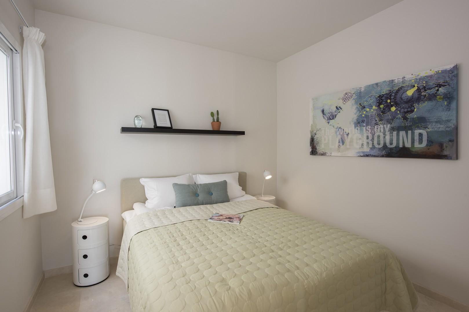 Nieuwe appartementen casares estepona west spanje specials - Eigentijdse stijl slaapkamer ...