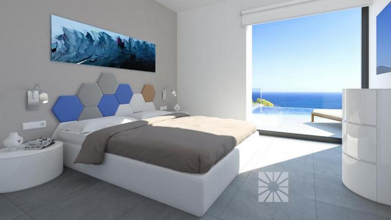 Luxe moderne villa`s in aanbouw te koop Spanje - Spanje Specials