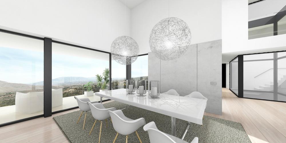 Moderne Villa Elviria Te Koop Costa Del Sol Spanje Specials