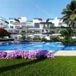 Moderne appartementen Orihuela Costa