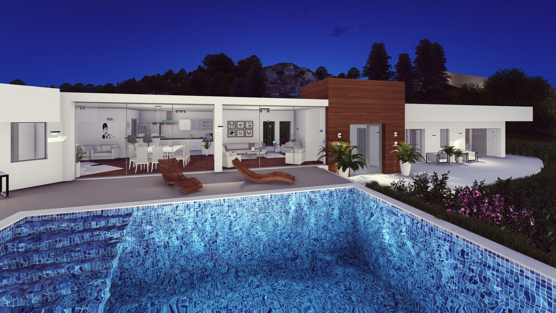 how to decorate your home for a wedding moderne luxe villa op groot perceel costa sol spanje 13706