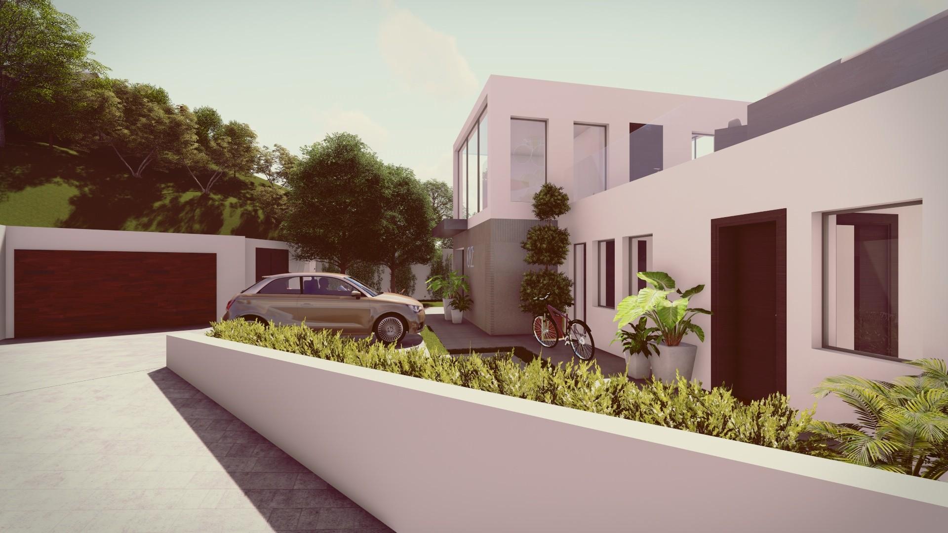 Moderne luxe villa 39 s in golfresort mijas costa spanje for Moderne luxe villa