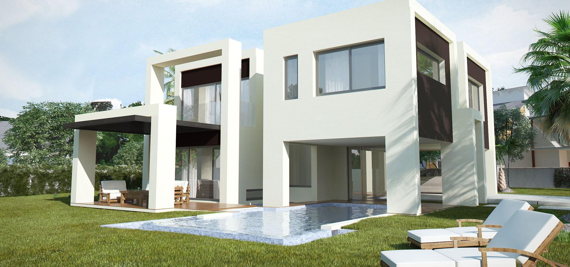 Moderne villa 39 s te koop in benahavis marbella spanje for Villa moderne 2016