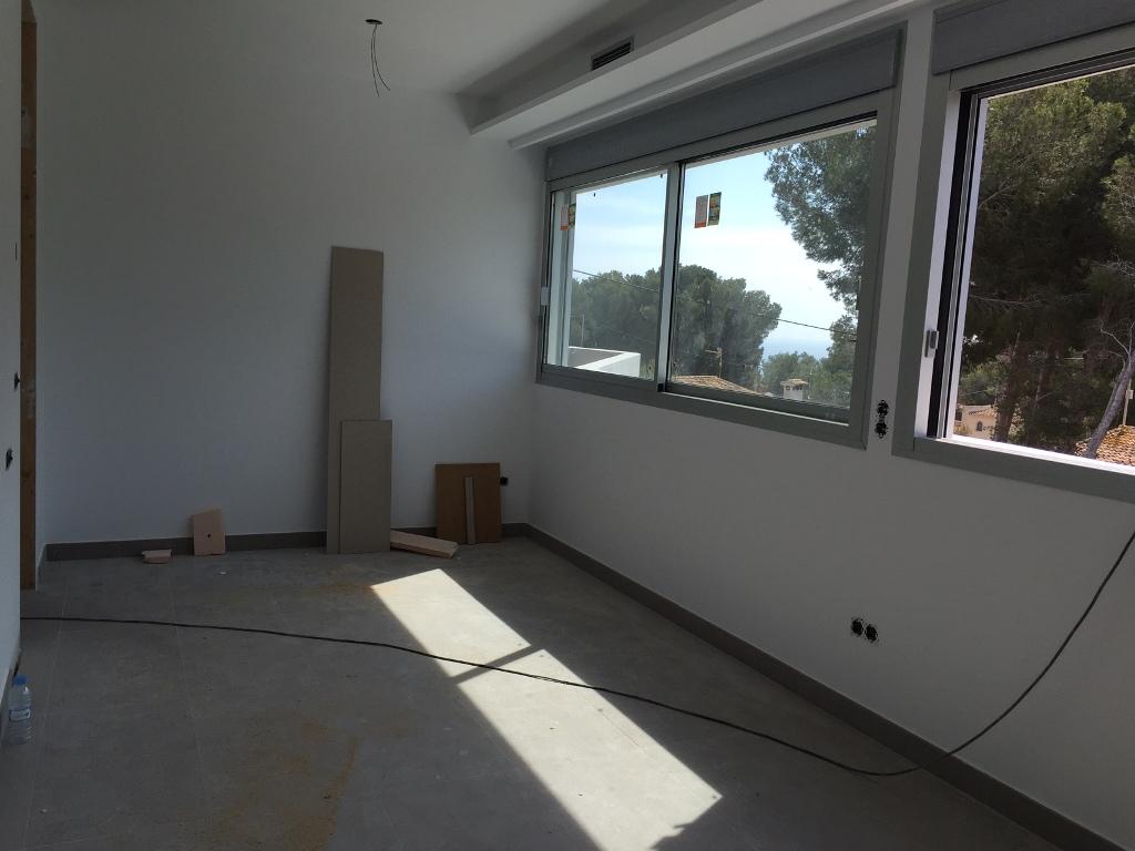 Benissa kust moderne nieuwbouw villa - Spanje Specials