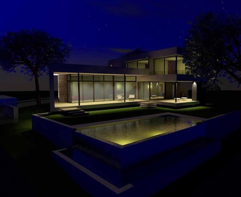 Moderne luxe villa nueva andalucia spanje specials - Moderne wasruimte ...