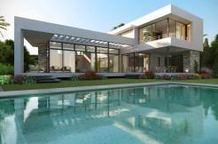Moderne luxe villa Nueva Andalucia marbella