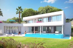 Moderne luxe zeezicht villa Elviria