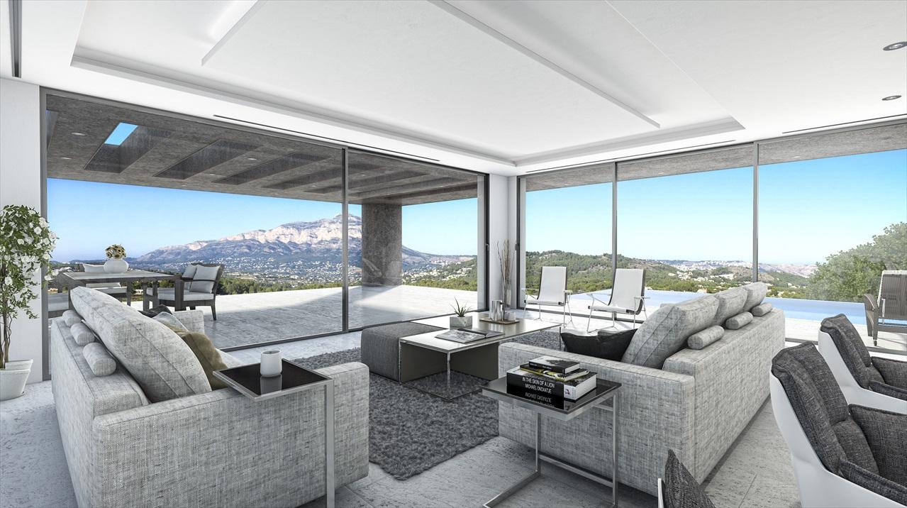 Moderne luxe villa in Javea Costa Blanca - Spanje Specials