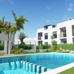 Appartementen op loopafstand strand Costa Blanca Zuid