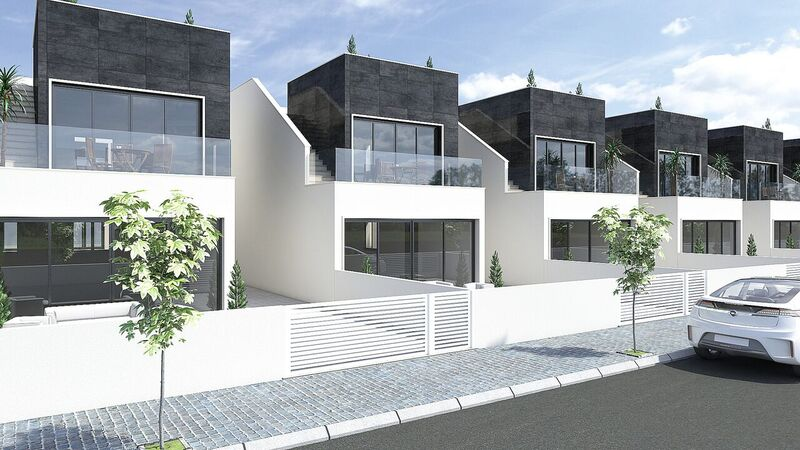 Vrijstaande woningen nabij strand costa calida spanje for Villa moderne 2016