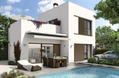 Moderne luxe villa's Costa Blanca