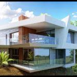Nieuwbouw moderne villa Altea