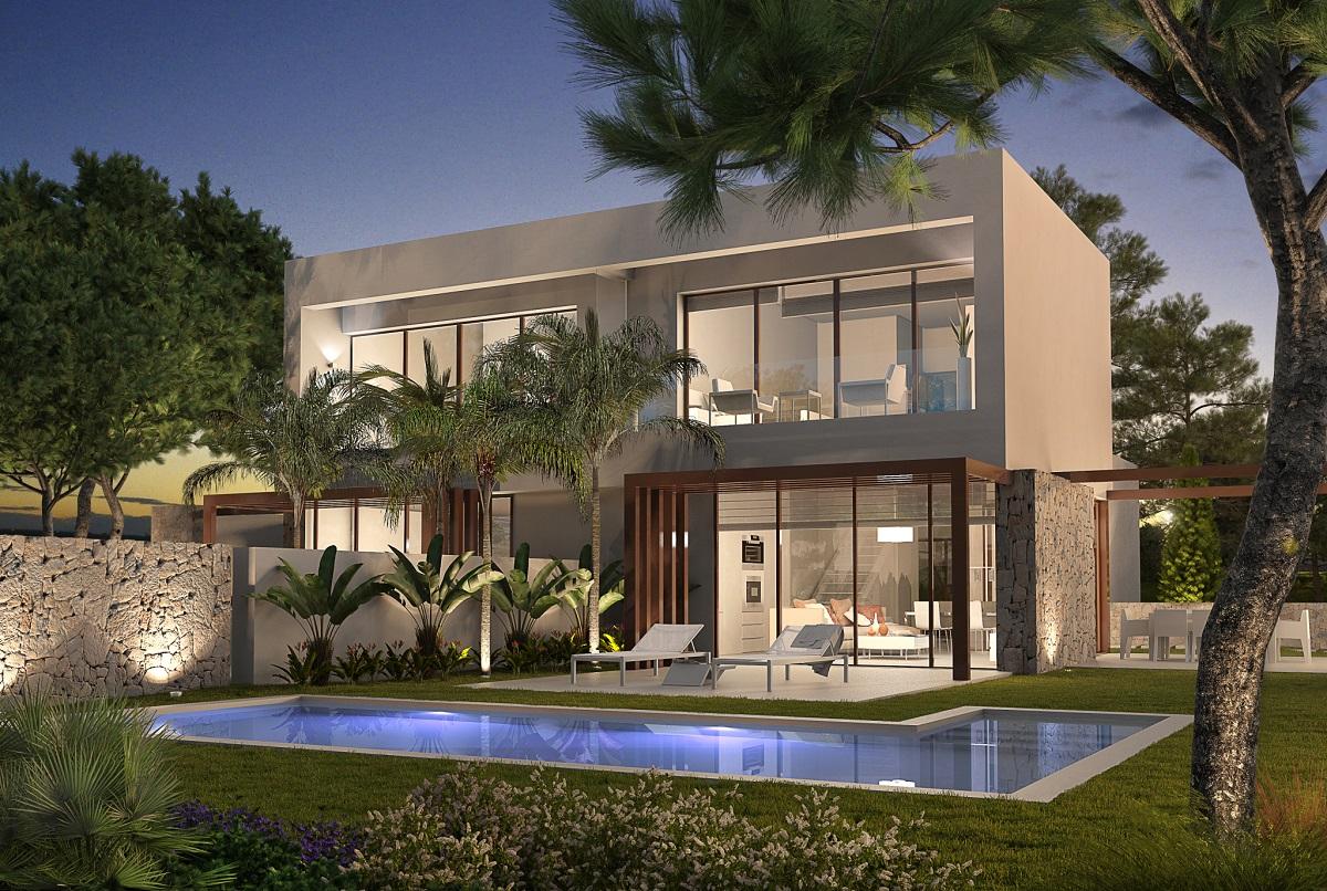 Bungalow villa luxe beach ecosia