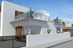 Nieuwe geschakelde woningen Costa Blanca Zuid