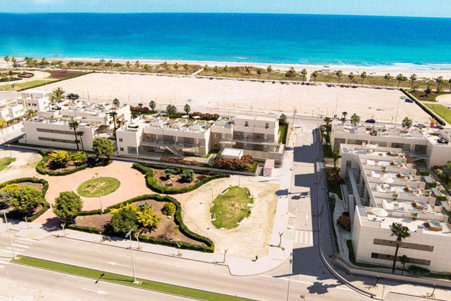 Luxe strand woningen Costa Blanca Zuid