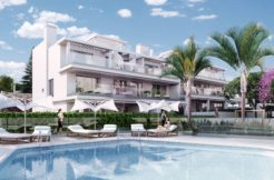 moderne appartementen estepona new golden mile costa del sol