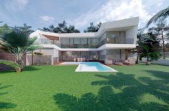 luxe villa altea costa blanca