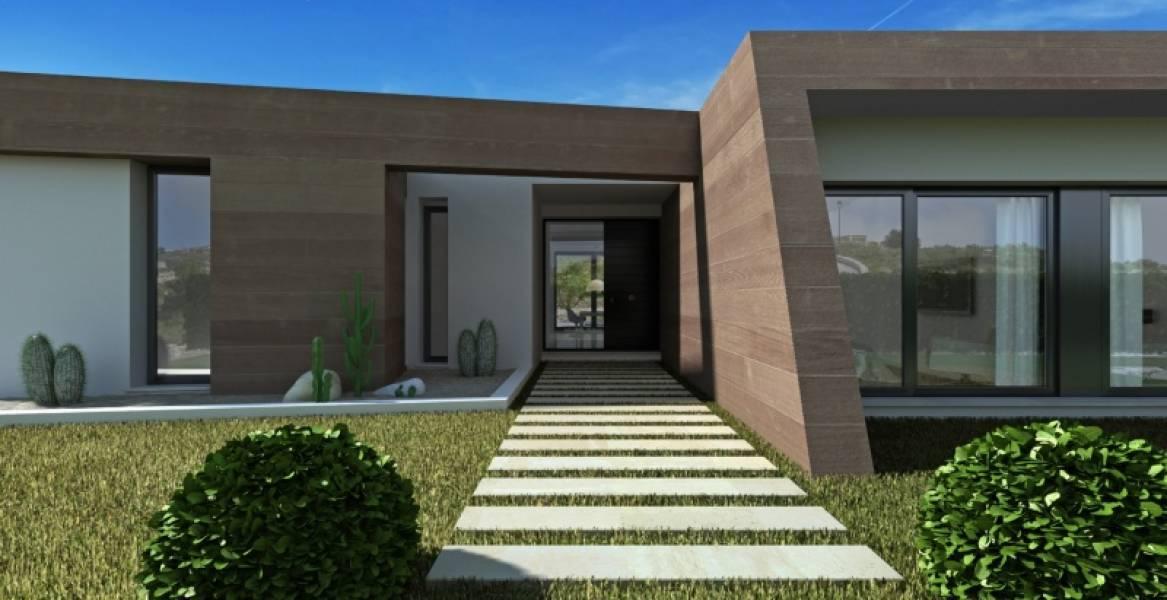 Moderne luxe zeezicht villa te benitachell spanje specials for Villa moderne 2016