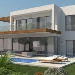 moderne villa's Atalaya Estepona costa del sol spanje