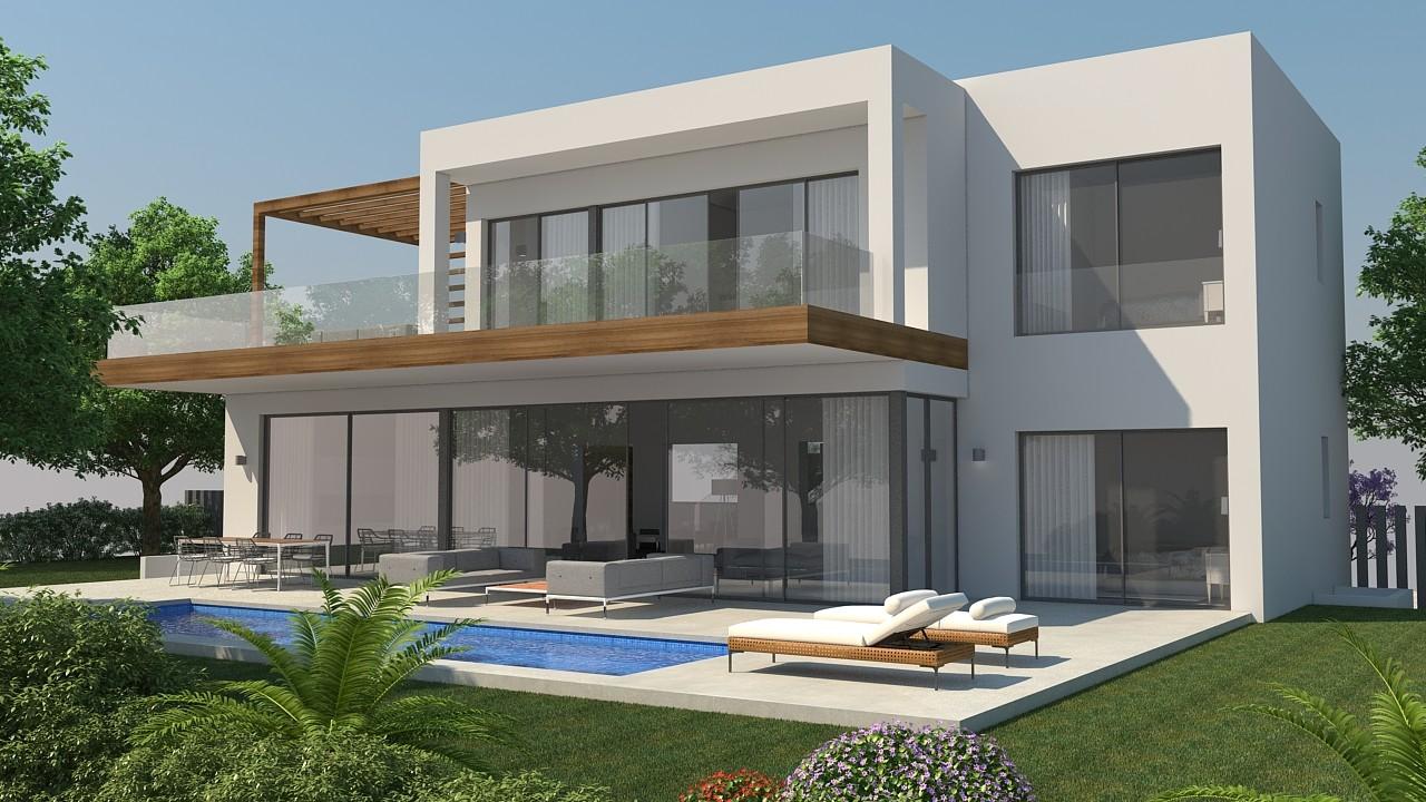 nieuwe moderne villa 39 s te koop in atalaya estepona spanje specials. Black Bedroom Furniture Sets. Home Design Ideas
