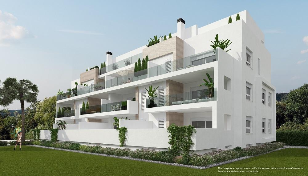 Moderne appartementen nabij strand en golfterreinen Orihuela Costa