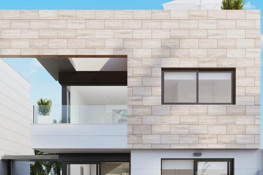 Moderne villa 39 s nabij alle voorzieningen orihuela costa spanje specials for Moderne kleedkamer