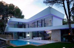 Moderne villa jachthaven Campomanes Altea