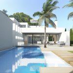 moderne villa Orihuela Costa Costa Blanca