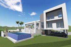 moderne golf villa mijas golf marbella costa del sol