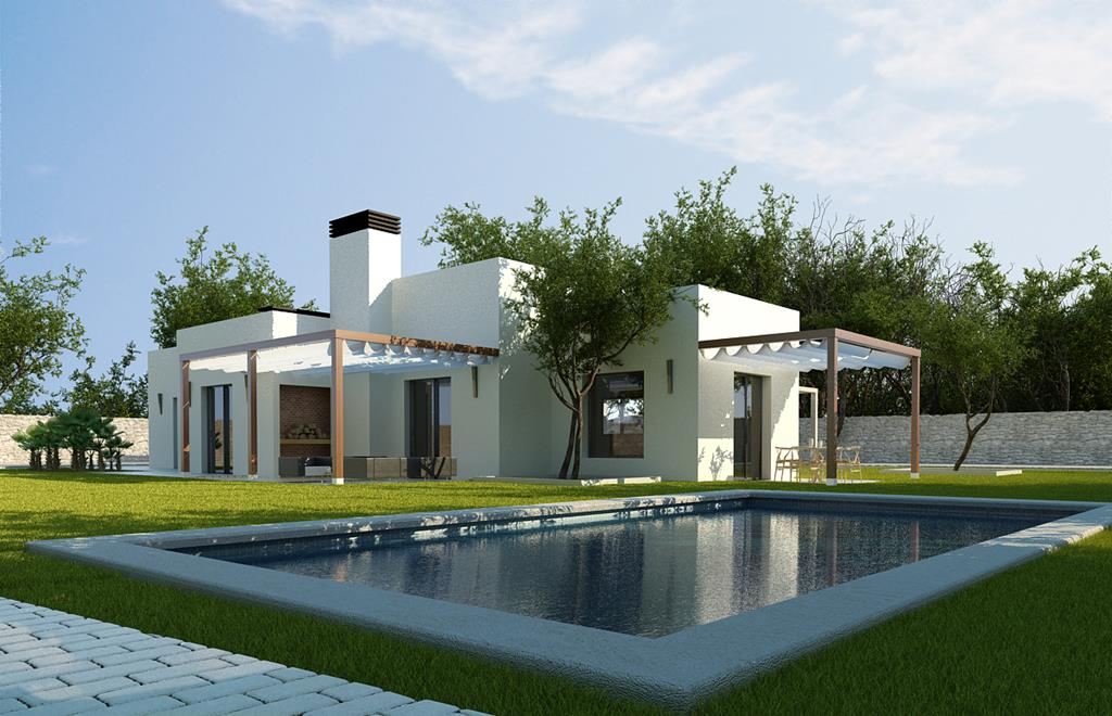 Twee moderne villa's op loopafstand strand en centrum Moraira