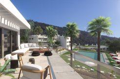 moderne appartementen benahavis costa del sol