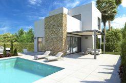 Moderne villa privé zwembad Ciudad Quesada