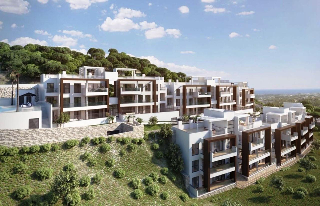 Moderne stijl appartementen in benahavis spanje specials for 35 mansion terrace cranford nj