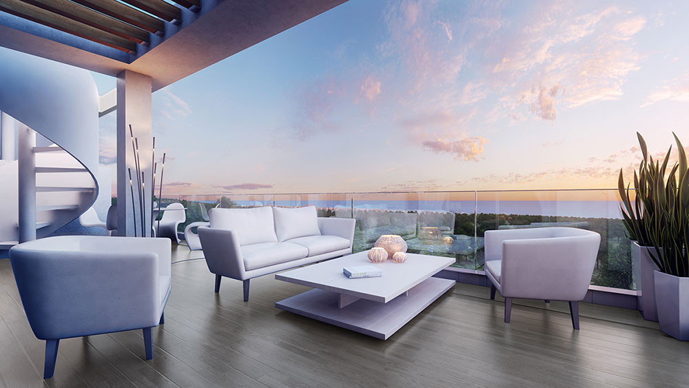 Moderne geschakelde woningen Estepona costa del sol