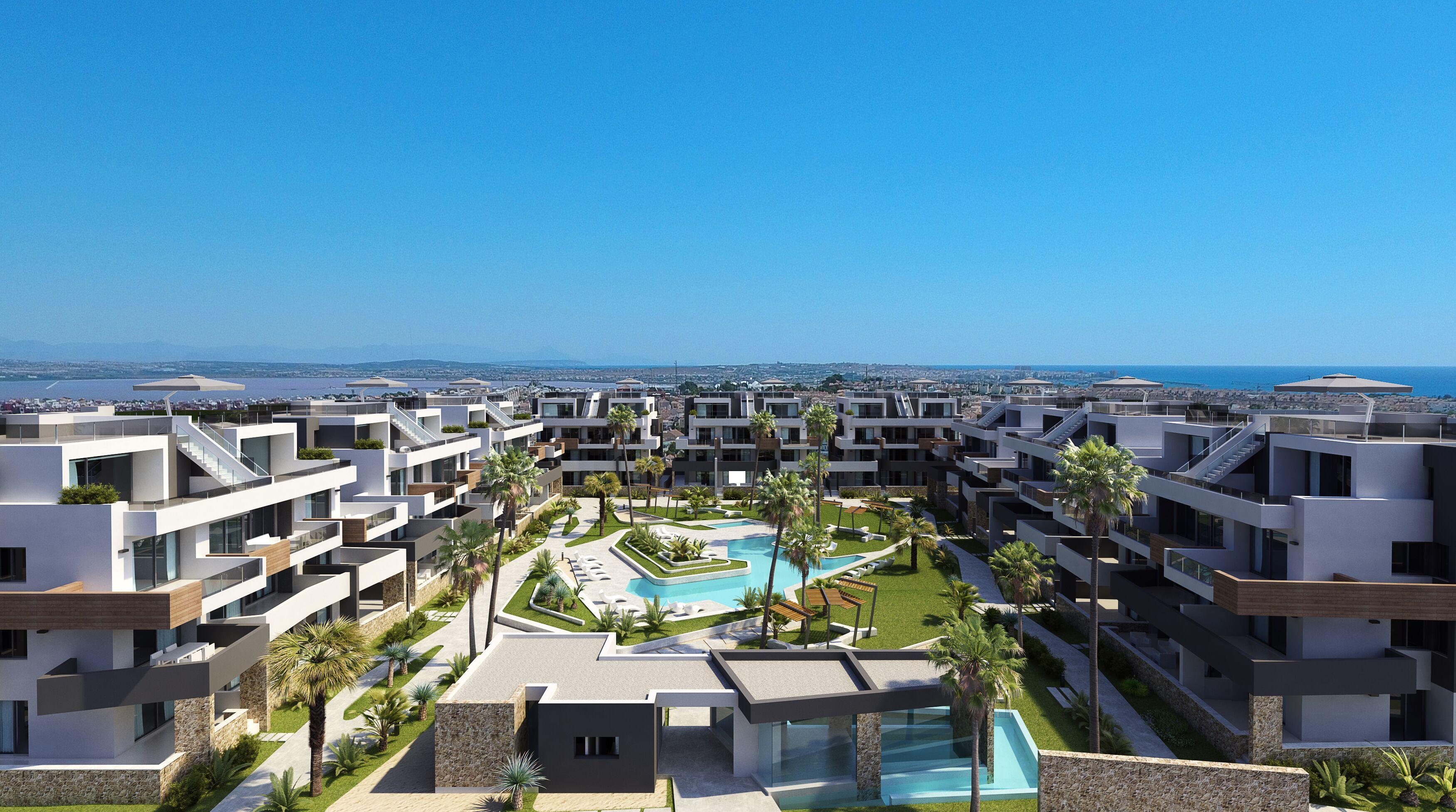 Goede verhuur appartementen in Orihuela Costa inclusief meubels enz.