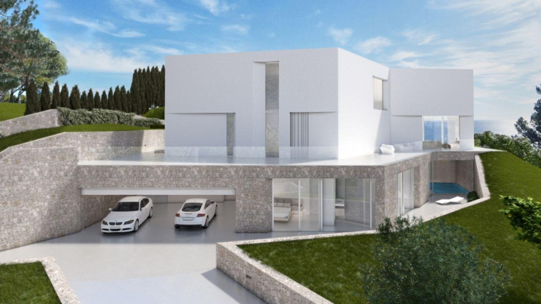 exclusieve villa met panoramische zeezicht javea spanje specials. Black Bedroom Furniture Sets. Home Design Ideas