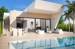 Moderne villa Rojales costa blanca