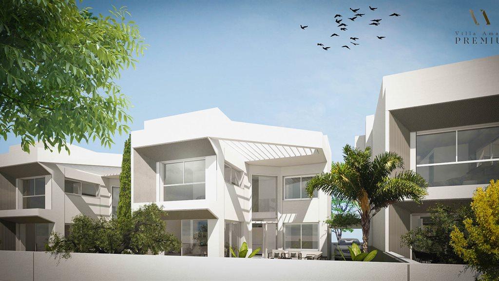 Moderne villa's op 350 meter van de kust Costa Blanca Zuid