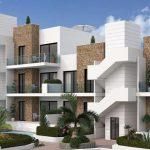 Moderne appartementen boulevard Gran Alacant